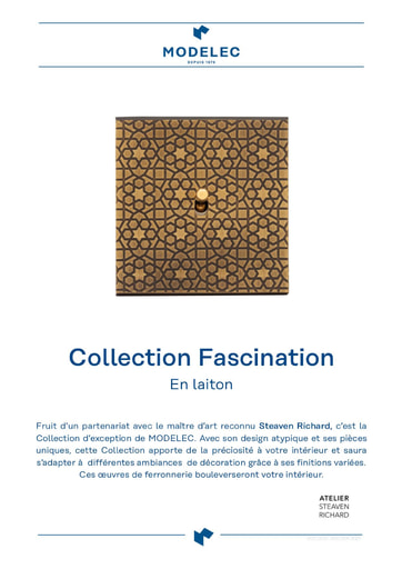 Fiche Collection Fascination